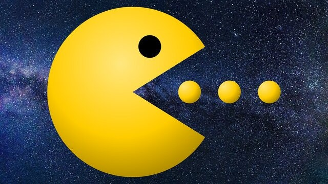 Pacman eating your keywords
